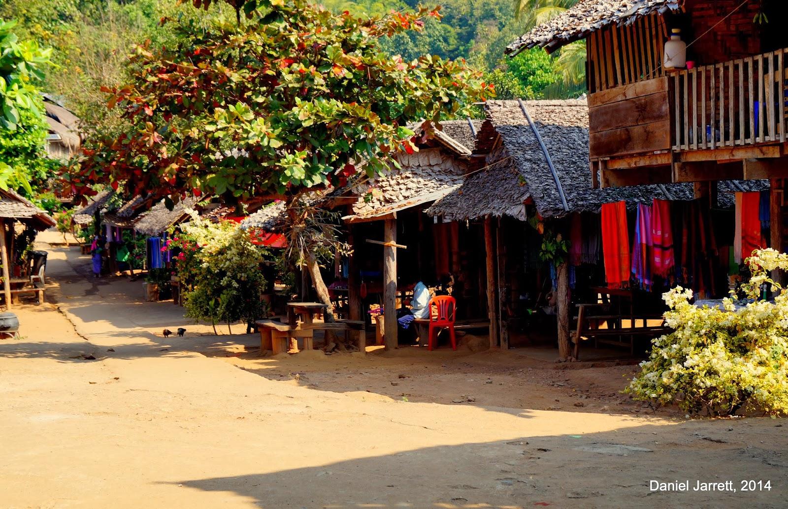 Huay Pu Keng (Baan Nam Piang Din)