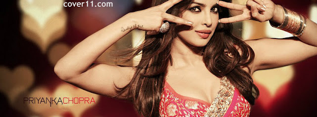 Priyanka Chopra Facebook Covers