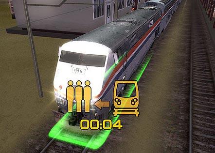 تحميل لعبة قيادة القطار وتوصيل الركاب Passenger Train Simulator