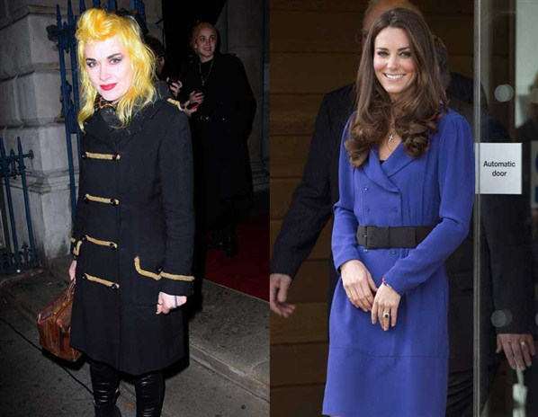 Pam Hogg v Duchess of Cambridge