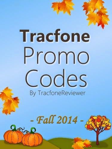 tracfone promo code fall 2014