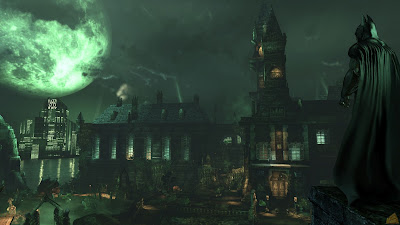 Batman Arkham Asylum PC Game (1)