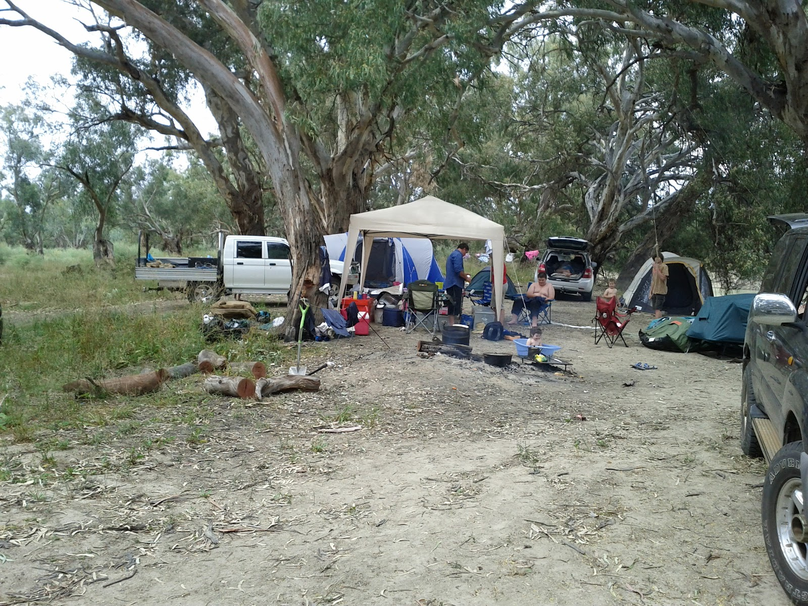Strike me days an australian outback perspective on for Camping and fishing near me