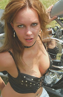 sexy motorcycle women