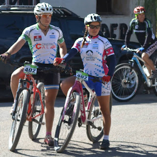 Cecilia Quiroga ganó en San Juan.