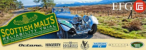 Scottish Malts Classic Reliability Trial and Tour 2014