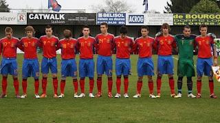 Spain Football U-17