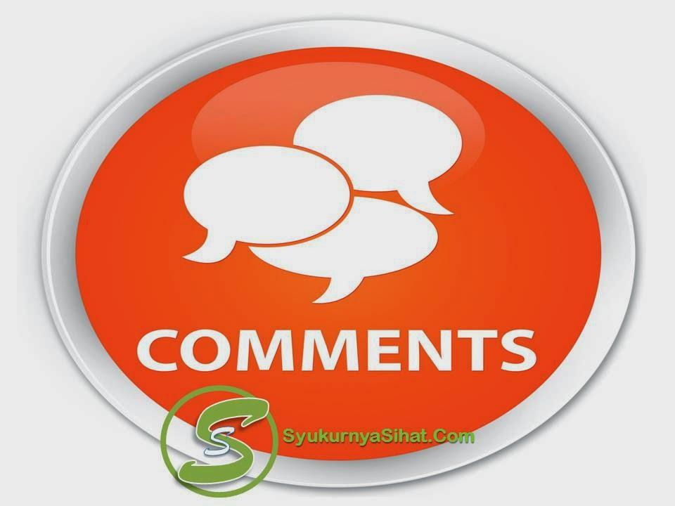 Top Komentator Blog Syukurnya Sihat Jun 2014