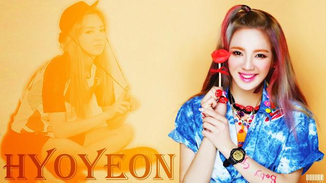 225665-Hyoyeon SNSD 2014 HD Wallpaperz