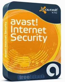 Avast Internet Security v9.0.2008 2014 with License Key