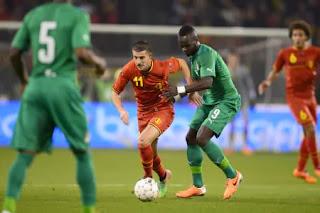 Belgique 2-2 Côte d'Ivoire # Tous les Buts