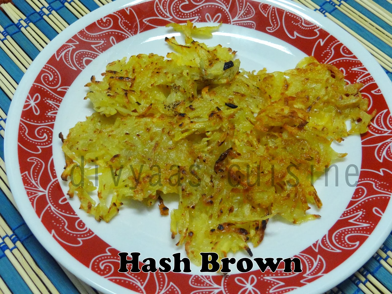 Hash Brown Potato Fry