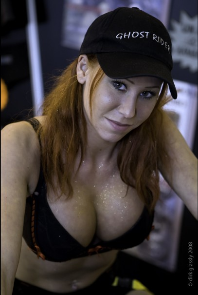 Sexy photo of Kari Byron, or not?