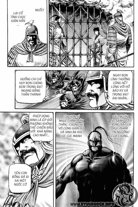 Chú Bé Rồng - Ryuuroden chap 56 - Trang 4