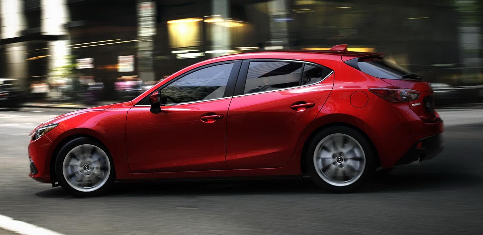 ASIAN AUTO DIGEST: 2014 Mazda 3 Hatchback Official World Debut