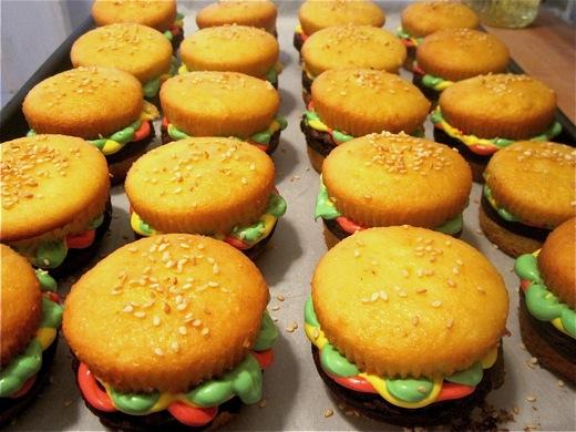 pardon my crumbs cupcake burgers bbq cakepops