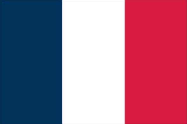 Imag Bandera de Francia