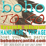 boho to go TRUNK SHOW
