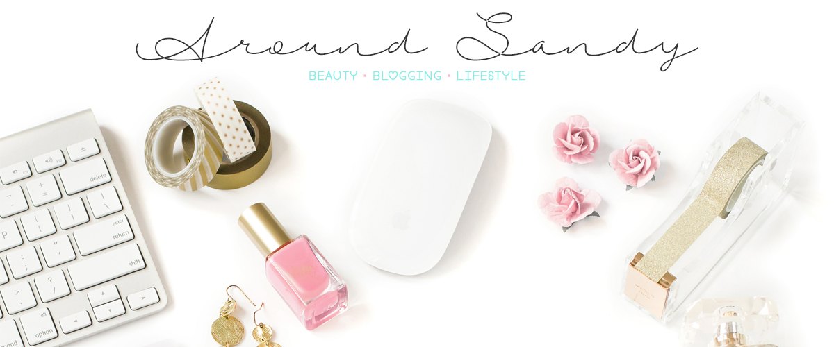 Around Sandy - Blog Belleza, maquillaje, blogging y lifestyle