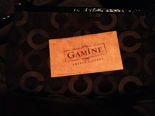Gamine Restaurant San Francisco