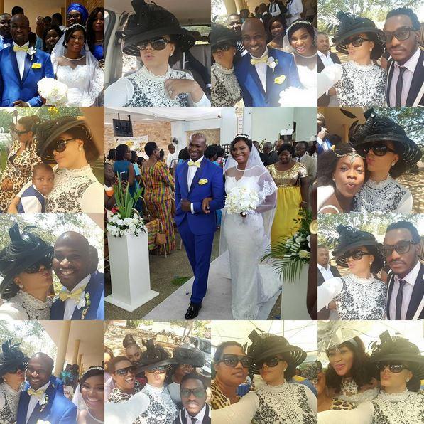 Nadia Buari Wedding Pictures