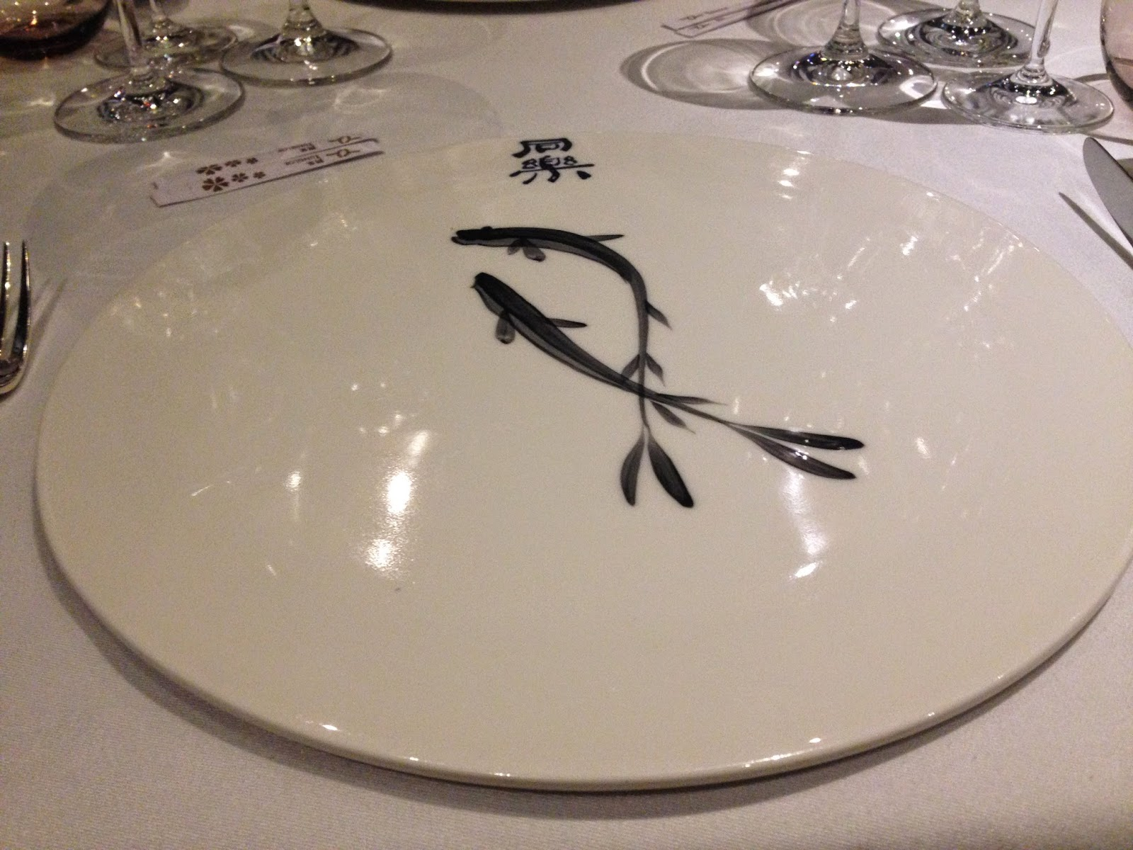 Tung lok private dining restaurant review for One fish two fish restaurant