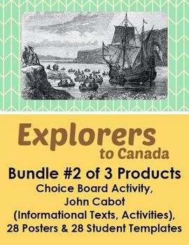 http://www.teacherspayteachers.com/Product/Explorers-to-Canada-Bundle-2-of-3-Products-1269310