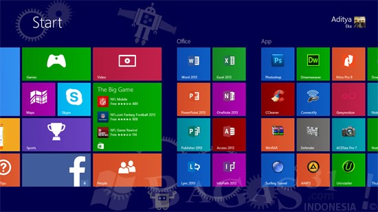 Windows 8.1 Enterprise (64-bit) Full Version