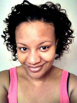 relaxed hair styles medium length hair