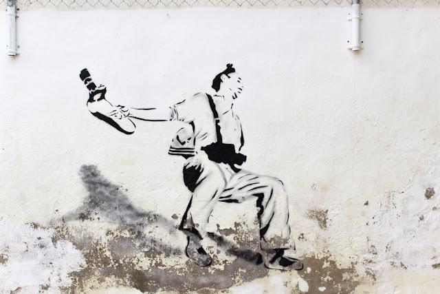 Zaragoza, arte urbano