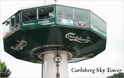 Singapore Carlsberg Sky Tower