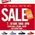 7 - 10 May 2015 Fitflop Sale