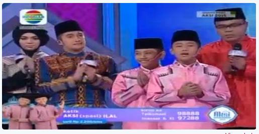 Juara AKSI 2015 Babak Grand Final Tgl 16 Juli 2015 (29 Ramadhan)