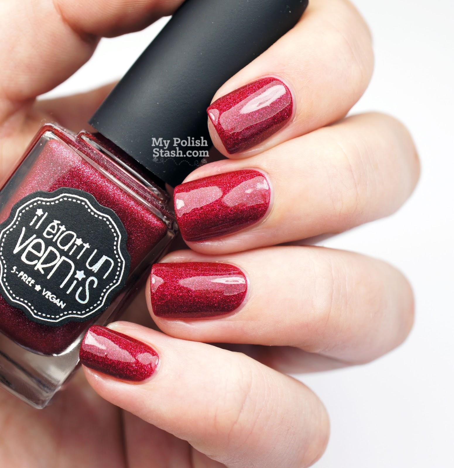 french indie nail polish brand