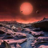 Hallan tres planetas que pueden ser habitables alrededor de una estrella enana y fría