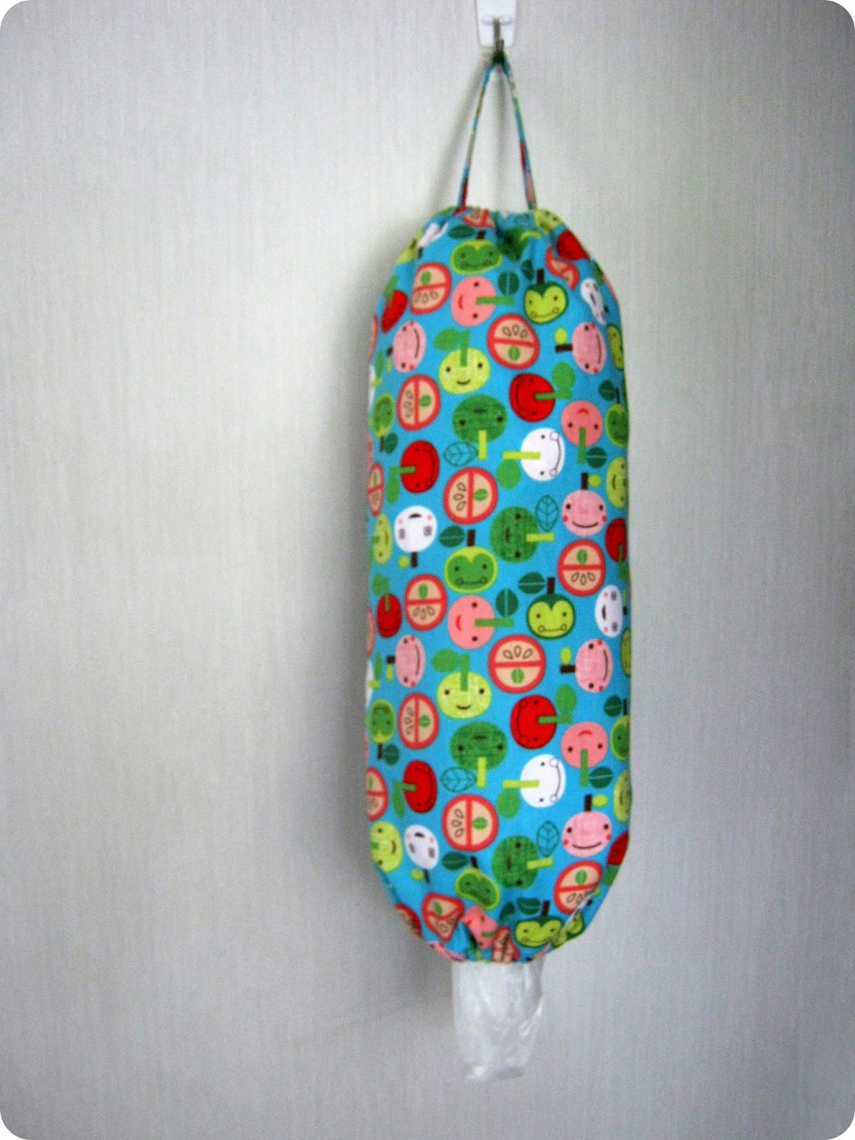 Stitch by fay tutorial grocery bag dispenser