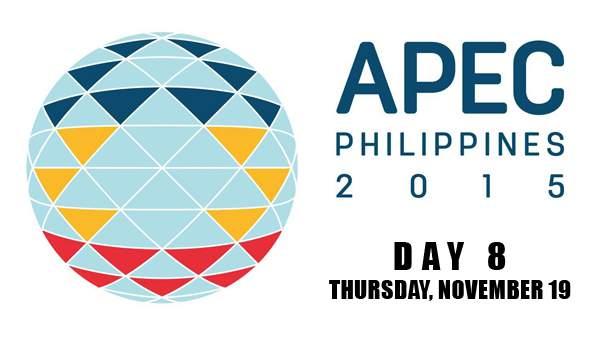 Image: APEC 2015 Day 8 - November 19