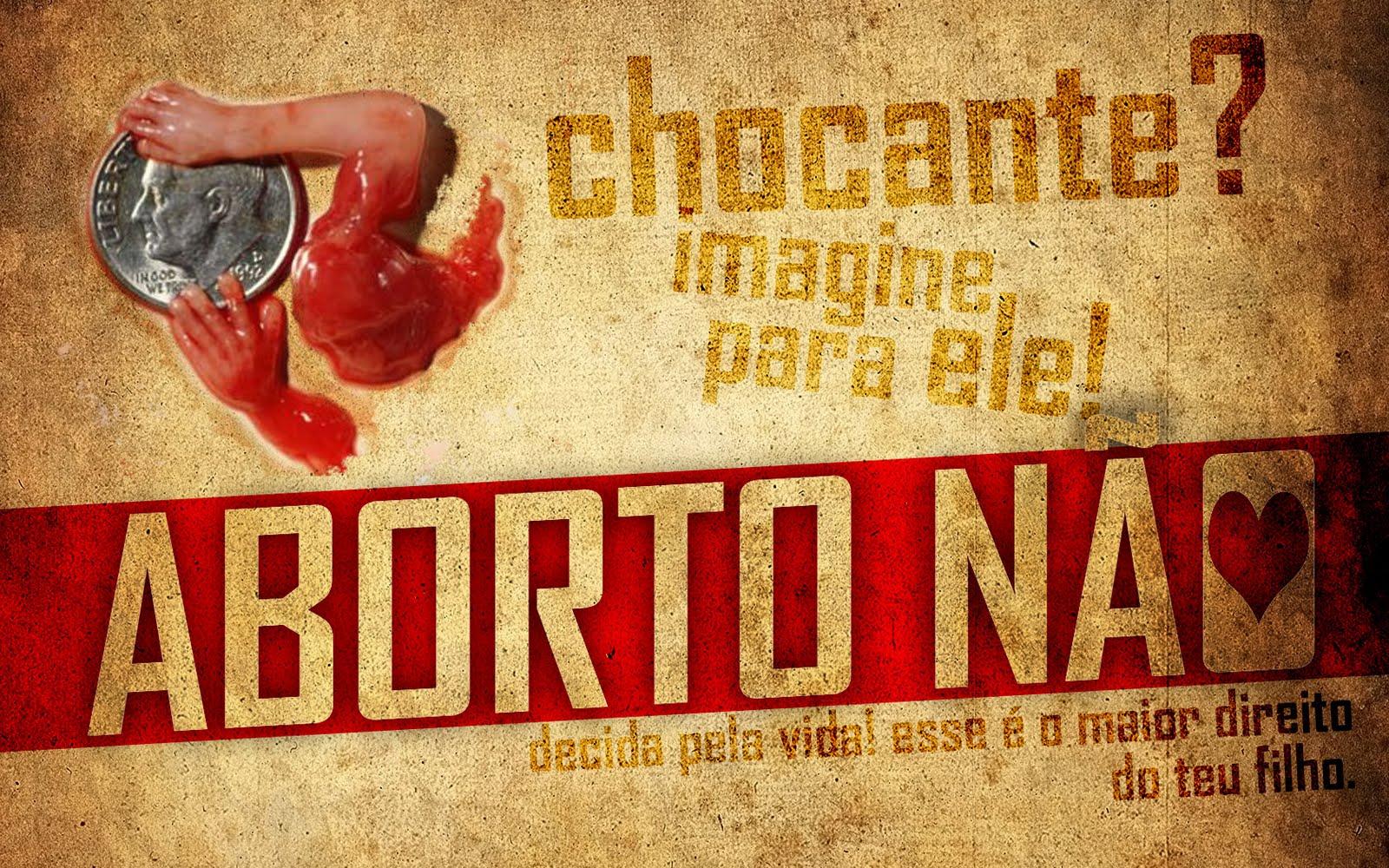 Campanha contra o aborto