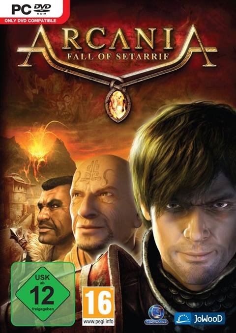 Arcania Gothic 4 Fall of Setarriff [Español] [DVD5] [2011]