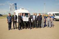 Primul Ford Transit cu 1 milion km la Proleasing Motors