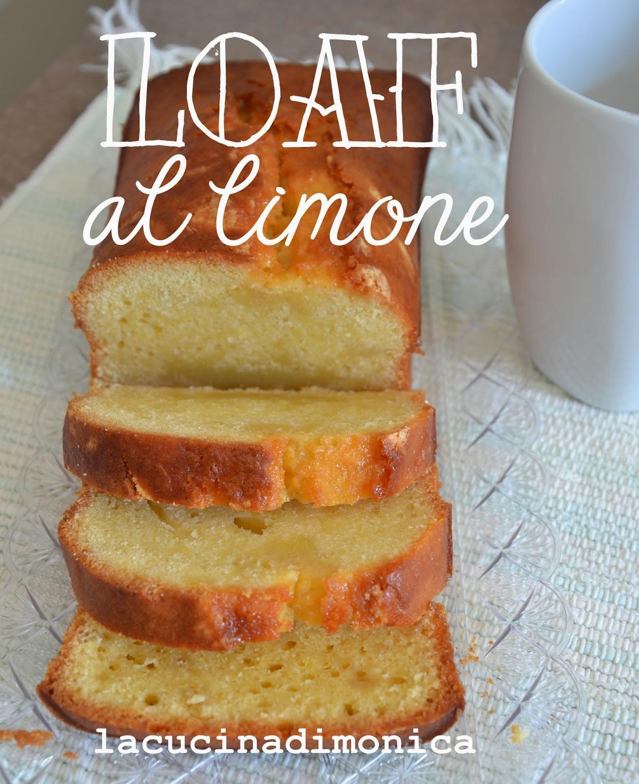 loaf al limone - the hummingbird bakery -