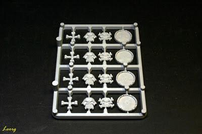 Matriz de Escudos del Regimiento de Esqueletos
