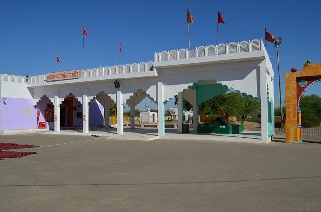 Tanot Mata Temple in Jaisalmer, Rajasthan