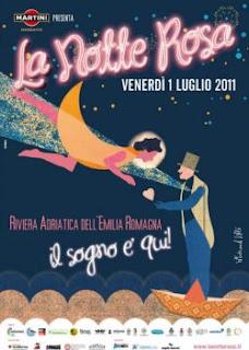 La Notte Rosa 2011 Riccione