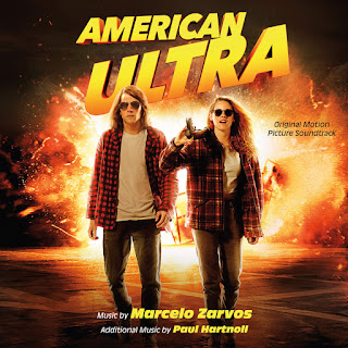 American Ultra Soundtrack by Marcelo Zarvos and Paul Hartnoll