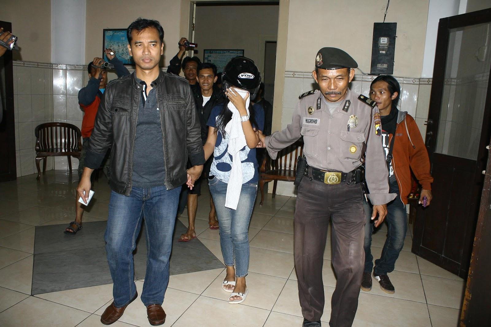 Sebanyak Tiga Pasangan Kumpul Kebo Terjaring Razia Pekat Yang Digelar Oleh Tim Gabungan Polsek Semarang Utara Dan Koramil 0733 Minggu 30 1