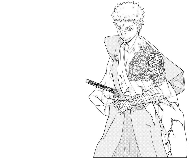 ryohei-sasagawa-handsome-coloring-pages