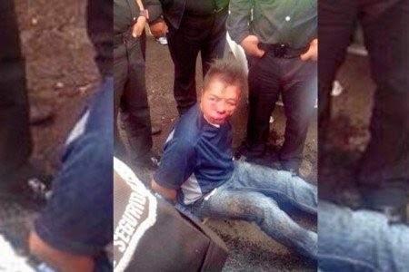 Linchamientos en México