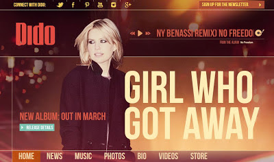 web oficial dido girl who got away