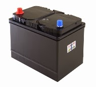 Heiser Ford Lincoln Car battery